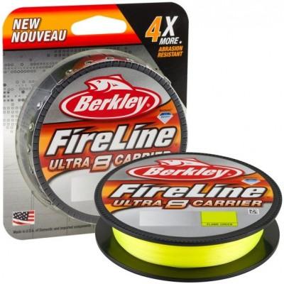 Šňůra Berkley Fireline Ultra 8 150 m Flame Green