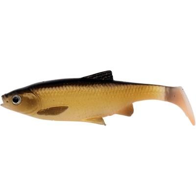 Plotice Savage Gear 3D Roach Paddle Tail 12,5 cm Dirty Roach 2 ks