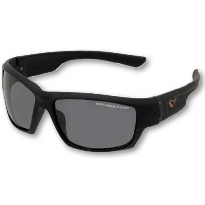 Polarizing Glasses Savage Gear Shades Dark Grey