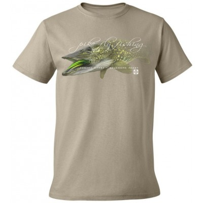 T-Shirt  Flotsam Pike I - Khaki