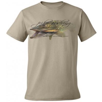 T-Shirt  Flotsam Pike II - Khaki