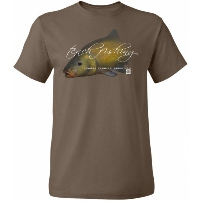Rybářské tričko Flotsam Lín I - Chocolate