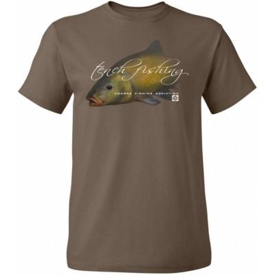 T-Shirt  Flotsam TENCH I - Chocolate