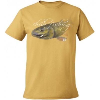 Rybářské tričko Flotsam Jelec tloušť I - Tan
