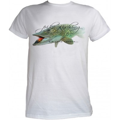 T-Shirt  Flotsam Pike III - White