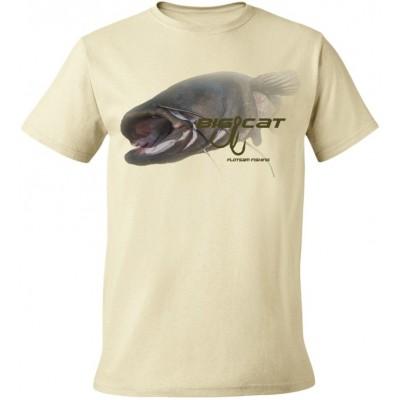T-Shirt Flotsam Catfish I - Natural