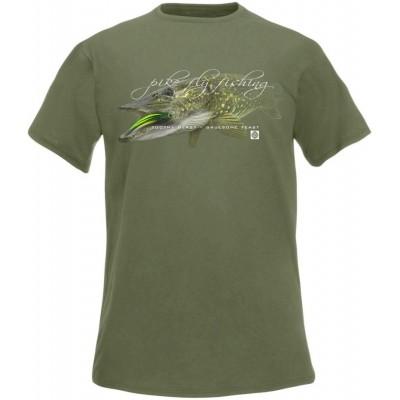T-Shirt  Flotsam Pike I - Olive