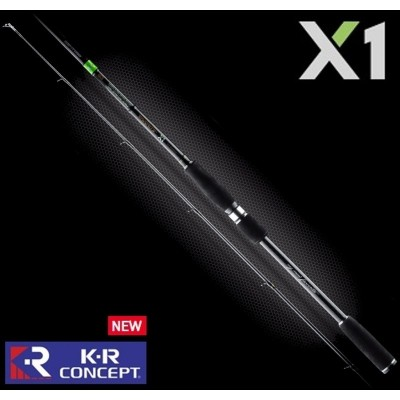 Rod Favorite X1 1,98m 662L 2-10g
