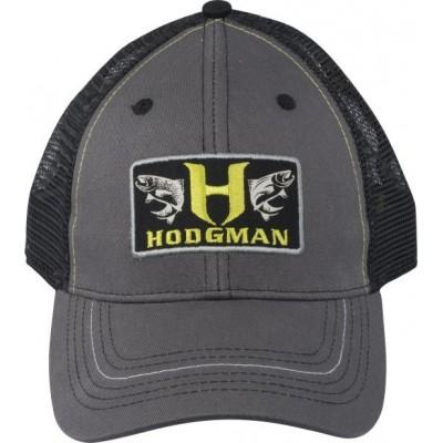 Kšiltovka Hodgman Trucker Patch Hat Charcoal