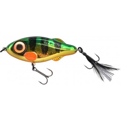 Wobler Spro Iris Flash Jerk 9,5 cm Perch