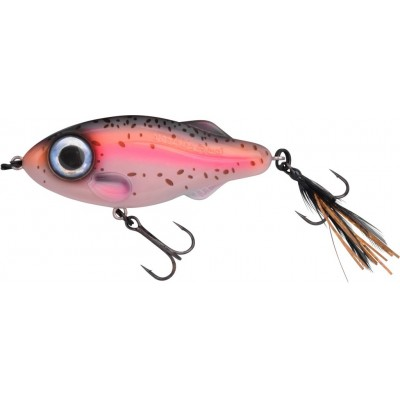 Wobler Spro Iris Flash Jerk 9,5 cm Rainbow Trout