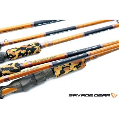 Prut Savage Gear Skinny Water Cast 1,98m 130g - Limitovaná edice