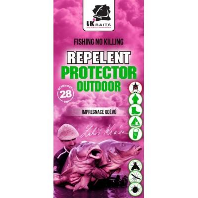 Repelent LK Baits Protector Outdoor - impregnace oděvů 90 ml
