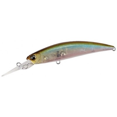 Wobler DUO Spearhead Ryuki 70 MDF Ghost Minnow