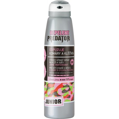 Repellent PREDATOR Junior 150 ml