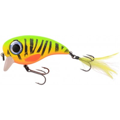 Wobler Spro Fat Iris 80 Fire Tiger