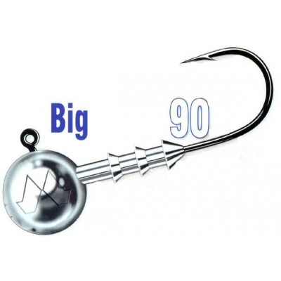 Jig Head Mustad Big Game 100g