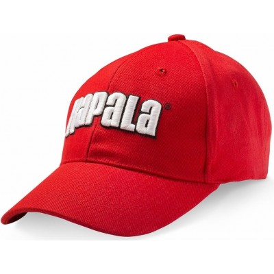 Kšiltovka Rapala Classic Cap Red