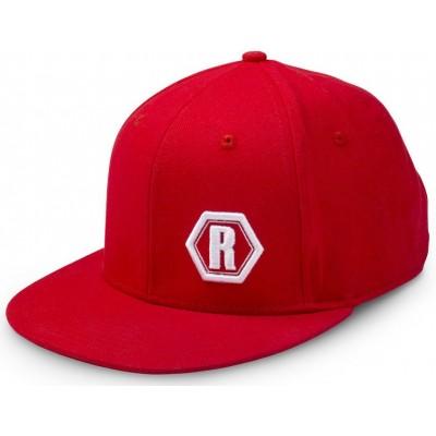 Kšiltovka Rapala Cap Urban Flat Brim Red