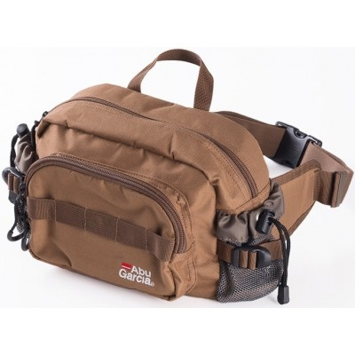 Ledvinka Abu Garcia Hip Bag Small 2 Coyote Brown