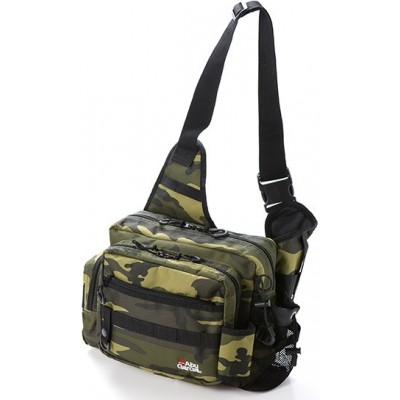Abu Garcia One Shoulder Bag 2 Camo