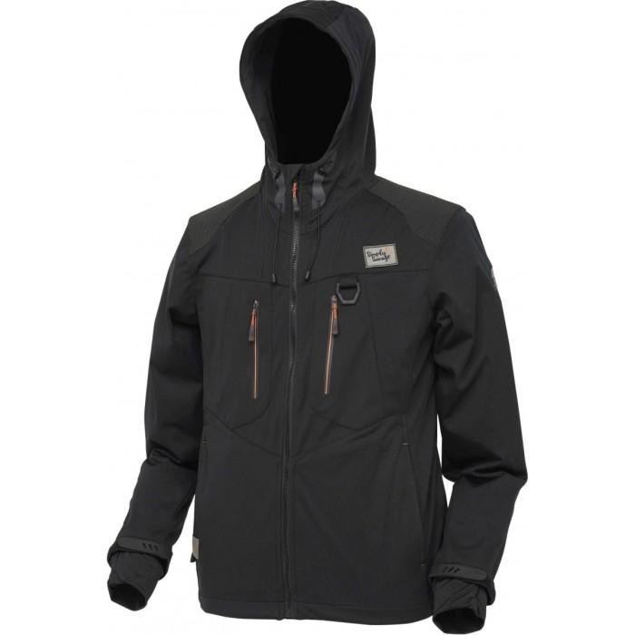 Rybářská bunda Savage Gear Simply Savage Softshell Jacket