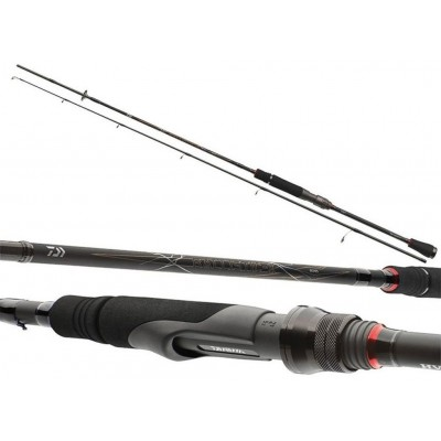 Rod Daiwa Ballistic X Jiggerspin 2,40m 7-28g