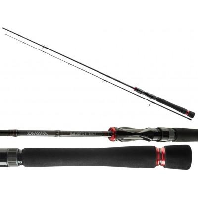 Prut Daiwa Ballistic X UL-T-AD 1,85m 3,5-10g