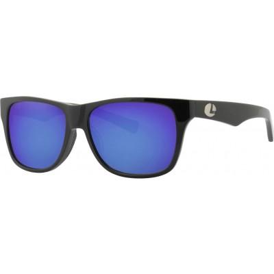 Polarizing Glasses Lenz Optics Premium Tay Black/Blue Mirror Lens