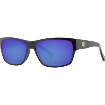 Polarizing Glasses Lenz Optics Premium Dee Black/Blue Mirror Lens