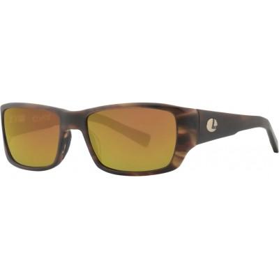 Polarizační brýle Lenz Optics Premium Kaitum Havana Gold/Copper Mirror Lens