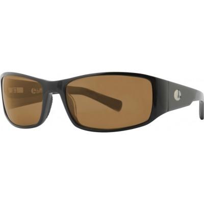 Polarizační brýle Lenz Optics Premium Nordura Shiny Black/Brown Lens