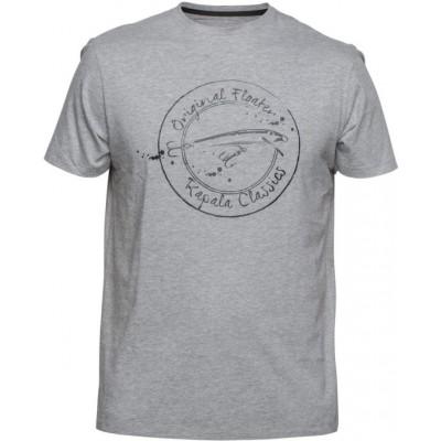 Rybářské tričko Rapala T-Shirt Classic Floater