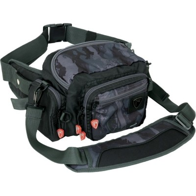 Ledvinka Fox Rage Voyager Camo Deluxe Belt + 2 krabičky