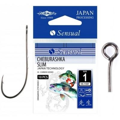 Háčky Mikado Sensual Cheburashka Slim