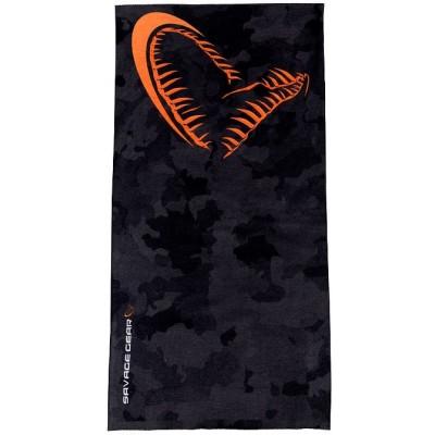 Savage Gear Black Savage Tec-Tube W/Fleece