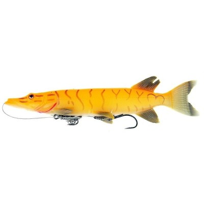 Ripper Savage Gear 3D Line Thru Pike 30 cm Albino Pike