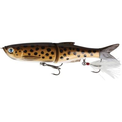 Wobler Savage Gear 3D Bleak Glide Swimmer 16,5 cm Brown Trout