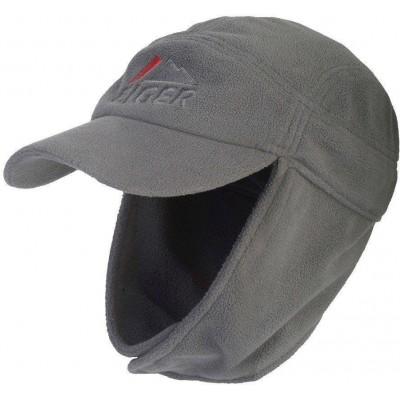 Eiger Fleece Ear Cap Grey
