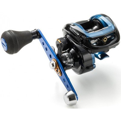 Multiplier Reel Abu Garcia Bluemax LH