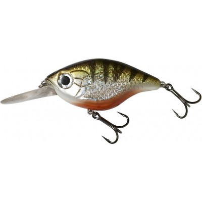 Wobbler DAM Madcat Tight-S Deep 16 cm Perch