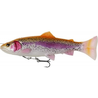 Savage Gear 4D Line Thru Pulsetail Trout 16 cm Albino Trout