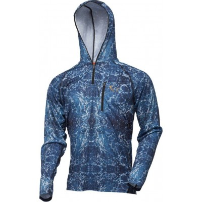 Mikina Savage Gear Salt UV Hoodie