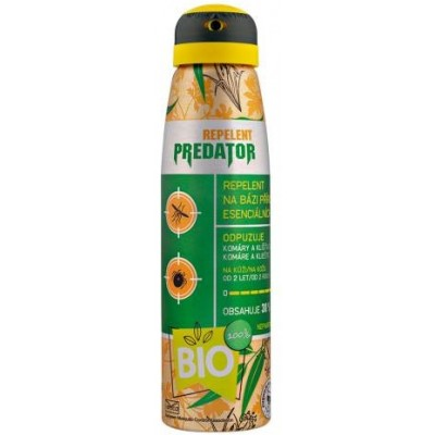 Repelent PREDATOR Bio 150 ml