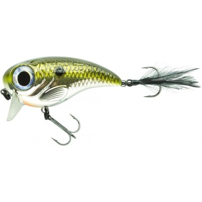 Wobler Spro Fat Iris 80 Shad