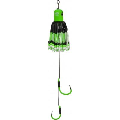 Chobotnička DAM Madcat A-Static Clonk Teaser 100 g Green