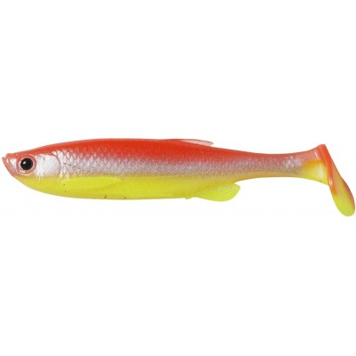 Ripper Savage Gear Fat T-Tail Minnow 9 cm YR Fluo