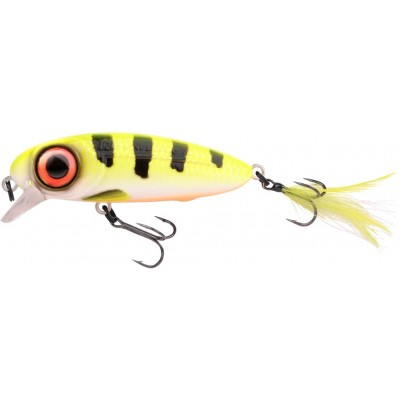 Wobbler Spro Iris Underdog 7 cm Hot Perch