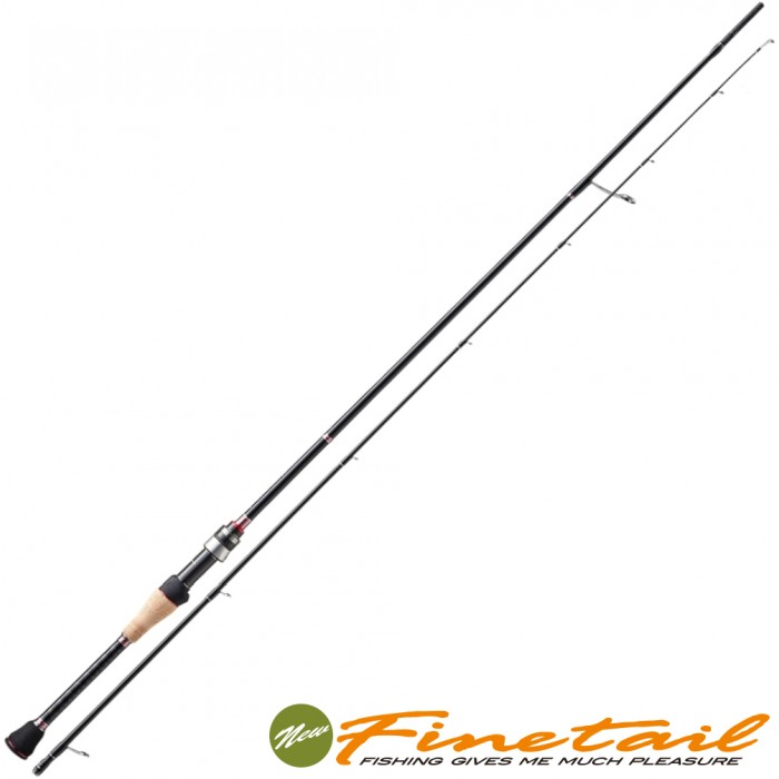 Rod Majorcraft Finetail FAX-632UL 1,92m 0,9-4g