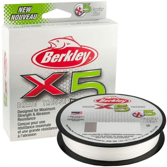 Šňůra Berkley X5 150 m Crystal